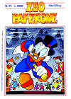 Cover for Zio Paperone (The Walt Disney Company Italia, 1990 series) #91