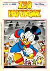 Cover for Zio Paperone (Disney Italia, 1990 series) #91