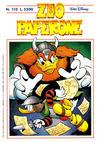 Cover for Zio Paperone (The Walt Disney Company Italia, 1990 series) #110