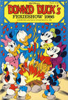 Cover for Donald Duck's Show (Hjemmet, 1957 series) #ferie 1986