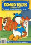 Cover for Donald Ducks Show (Hjemmet / Egmont, 1957 series) #[94] - Ferieshow 1997 [Reutsendelse]