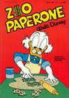 Cover for Zio Paperone (Arnoldo Mondadori Editore, 1987 series) #6