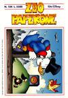 Cover for Zio Paperone (The Walt Disney Company Italia, 1990 series) #104
