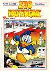 Cover for Zio Paperone (The Walt Disney Company Italia, 1990 series) #121