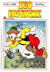 Cover for Zio Paperone (The Walt Disney Company Italia, 1990 series) #116