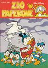 Cover for Zio Paperone (Disney Italia, 1990 series) #22