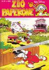 Cover for Zio Paperone (Disney Italia, 1990 series) #49