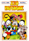Cover for Zio Paperone (The Walt Disney Company Italia, 1990 series) #98