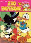 Cover for Zio Paperone (The Walt Disney Company Italia, 1990 series) #38