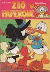 Cover for Zio Paperone (The Walt Disney Company Italia, 1990 series) #38