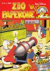 Cover for Zio Paperone (The Walt Disney Company Italia, 1990 series) #43