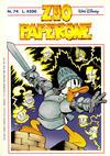 Cover for Zio Paperone (Disney Italia, 1990 series) #74