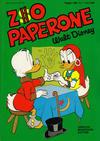 Cover for Zio Paperone (Arnoldo Mondadori Editore, 1987 series) #7