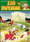 Cover for Zio Paperone (Disney Italia, 1990 series) #50