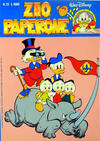 Cover for Zio Paperone (The Walt Disney Company Italia, 1990 series) #25
