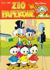 Cover for Zio Paperone (The Walt Disney Company Italia, 1990 series) #36