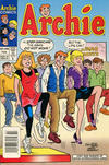 Cover Thumbnail for Archie (1959 series) #468 [Newsstand]