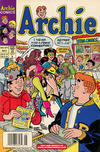 Cover for Archie (Archie, 1959 series) #471 [Newsstand]