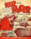 Cover for Red Ryder (Southdown Press, 1944 ? series) #50