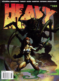 Cover Thumbnail for Heavy Metal Magazine (Heavy Metal, 1977 series) #260
