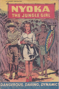 Cover Thumbnail for Nyoka the Jungle Girl (Cleland, 1949 series) #44