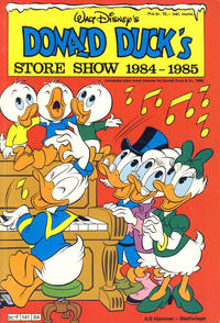 Cover Thumbnail for Donald Ducks Show (Hjemmet / Egmont, 1957 series) #[46] - Store show 1984-1985