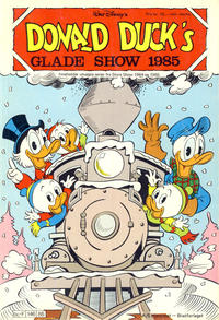 Cover Thumbnail for Donald Duck's Show (Hjemmet, 1957 series) #glade 1985