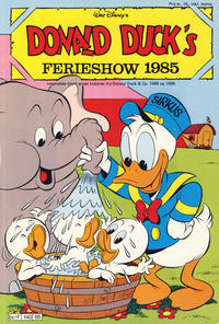 Cover Thumbnail for Donald Duck's Show (Hjemmet, 1957 series) #ferie 1985