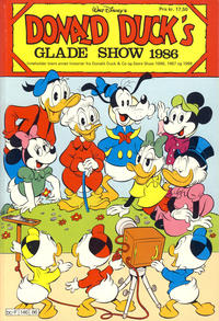 Cover Thumbnail for Donald Duck's Show (Hjemmet, 1957 series) #glade 1986