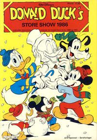 Cover Thumbnail for Donald Duck's Show (Hjemmet, 1957 series) #store 1986