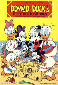 Cover Thumbnail for Donald Duck's Show (Hjemmet, 1957 series) #ferie 1987