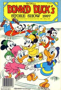 Cover Thumbnail for Donald Ducks Show (Hjemmet / Egmont, 1957 series) #[57] - Store Show 1987