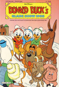 Cover Thumbnail for Donald Ducks Show (Hjemmet / Egmont, 1957 series) #[58] - Glade show 1988