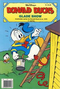 Cover Thumbnail for Donald Ducks Show (Hjemmet / Egmont, 1957 series) #[82] - Glade show 1994 [Reutsendelse]