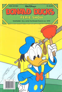 Cover Thumbnail for Donald Duck's Show (Hjemmet, 1957 series) #[83] - Ferie show 1994