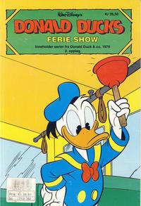 Cover Thumbnail for Donald Ducks Show (Hjemmet / Egmont, 1957 series) #[83] - Ferie show 1994 [Reutsendelse]
