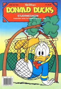 Cover Thumbnail for Donald Ducks Show (Hjemmet / Egmont, 1957 series) #[84] - Stjerneshow 1994