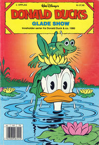 Cover Thumbnail for Donald Ducks Show (Hjemmet / Egmont, 1957 series) #[86] - Glade show 1995 [Reutsendelse]