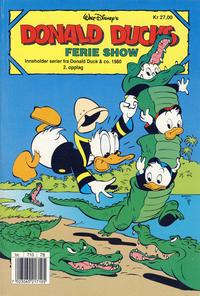 Cover Thumbnail for Donald Ducks Show (Hjemmet / Egmont, 1957 series) #[87] - Ferie show 1995 [Reutsendelse]