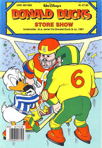 Cover Thumbnail for Donald Duck's Show (Hjemmet, 1957 series) #[89] - Store show 1995