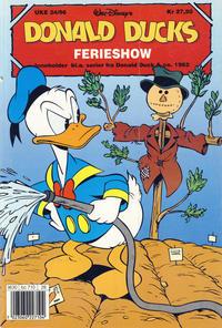 Cover Thumbnail for Donald Ducks Show (Hjemmet / Egmont, 1957 series) #[91] - Ferieshow 1996