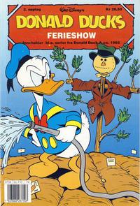 Cover Thumbnail for Donald Ducks Show (Hjemmet / Egmont, 1957 series) #[91] - Ferieshow 1996 [Reutsendelse]