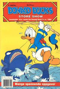 Cover Thumbnail for Donald Ducks Show (Hjemmet / Egmont, 1957 series) #[95] - Store show 1997 [Reutsendelse]