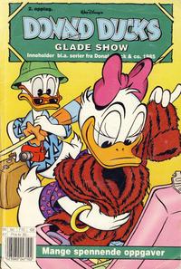 Cover Thumbnail for Donald Ducks Show (Hjemmet / Egmont, 1957 series) #[96] - Glade show 1998 [Reutsendelse]