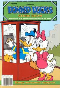Cover Thumbnail for Donald Ducks Show (Hjemmet / Egmont, 1957 series) #[98] - Store show 1998 [Reutsendelse]