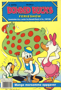 Cover Thumbnail for Donald Ducks Show (Hjemmet / Egmont, 1957 series) #[100] - Ferieshow 1999 [Reutsendelse]