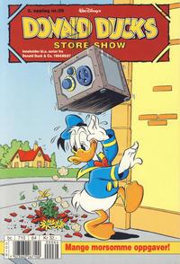 Cover Thumbnail for Donald Ducks Show (Hjemmet / Egmont, 1957 series) #39 [101] - Store show 1999 [Reutsendelse]