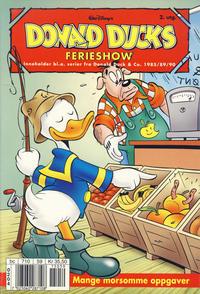 Cover Thumbnail for Donald Ducks Show (Hjemmet / Egmont, 1957 series) #[106] - Ferieshow 2001 [Reutsendelse]