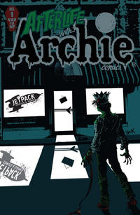 Cover Thumbnail for Afterlife with Archie (Archie, 2013 series) #1 [Jetpack Comics Store Variant A]