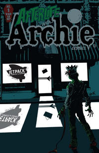 Cover Thumbnail for Afterlife with Archie (Archie, 2013 series) #1 [Jetpack Comics Store Variant B]